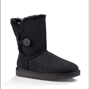 UGG Boots in Baily Button black